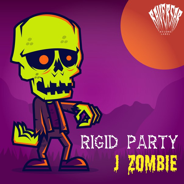 J Zombie - Rigid Party